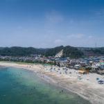 まるで沖縄のような透明な海を有する日本三大朝市の街「勝浦市」をとことん楽しもう