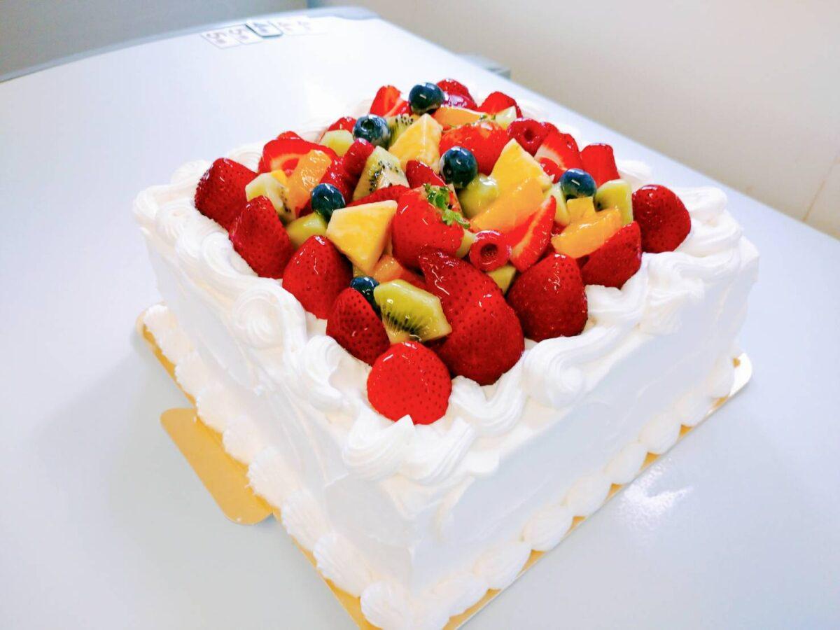 クインズケーキ
